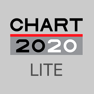 Chat2020 x-LITE - Chart202 on iPad with iPhone as controller with foot pedal options