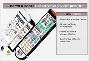 Chart2020 Remote Mobile