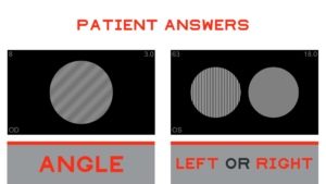 Patient answers