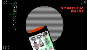 Chart2020 Contrast Sensitivity Remote